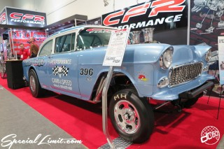 SEMA Show 2014 Las Vegas Convention Center dc601 Special Limit CFR PERFORMANCE