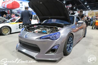 SEMA Show 2014 Las Vegas Convention Center dc601 Special Limit SCION FR-S