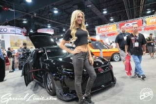 SEMA Show 2014 Las Vegas Convention Center dc601 Special Limit SCION
