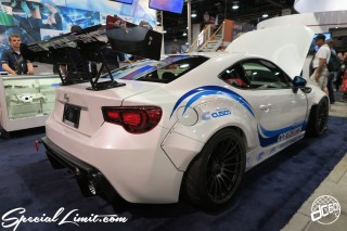 SEMA Show 2014 Las Vegas Convention Center dc601 Special Limit SCION FR-S COSWORTH