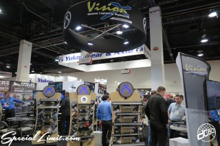 SEMA Show 2014 Las Vegas Convention Center dc601 Special Limit Vision X