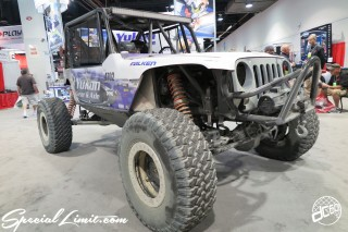 SEMA Show 2014 Las Vegas Convention Center dc601 Special Limit Jeep