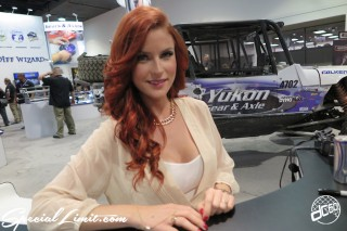 SEMA Show 2014 Las Vegas Convention Center dc601 Special Limit Image Girl