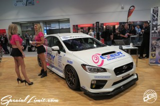 SEMA Show 2014 Las Vegas Convention Center dc601 Special Limit SUBARU