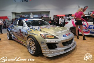 SEMA Show 2014 Las Vegas Convention Center dc601 Special Limit MAZDA RX-8 XXR