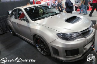 SEMA Show 2014 Las Vegas Convention Center dc601 Special Limit IMPREZA