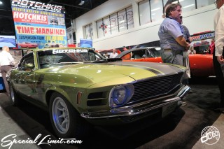 SEMA Show 2014 Las Vegas Convention Center dc601 Special Limit FORD MUSTANG HOTCHKIS