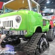 SEMA Show 2014 Las Vegas Convention Center dc601 Special Limit CHRYSLER JEEP 1958 Snow Ride FC170