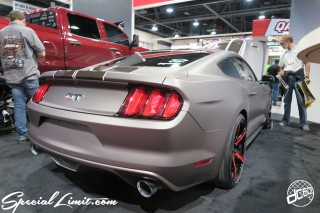 SEMA Show 2014 Las Vegas Convention Center dc601 Special Limit FORD NEW MUSTANG GT