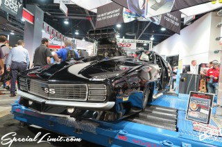SEMA Show 2014 Las Vegas Convention Center dc601 Special Limit CAMARO SS Drag Machine DUBAI