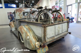 SEMA Show 2014 Las Vegas Convention Center dc601 Special Limit Old Track