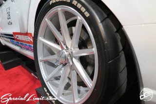 SEMA Show 2014 Las Vegas Convention Center dc601 Special Limit FORD MUSTANG VOSSEN Borla EXHAUST
