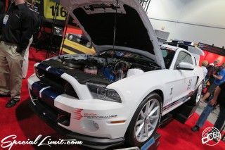 SEMA Show 2014 Las Vegas Convention Center dc601 Special Limit FORD MUSTANG VOSSEN