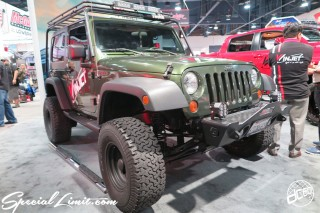 SEMA Show 2014 Las Vegas Convention Center dc601 Special Limit CHRYSLER JEEP WRANGLER