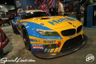 SEMA Show 2014 Las Vegas Convention Center dc601 Special Limit BMW E85 Z4 H&R