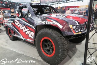 SEMA Show 2014 Las Vegas Convention Center dc601 Special Limit TRAXXAS