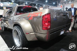 SEMA Show 2014 Las Vegas Convention Center dc601 Special Limit injen DULLY