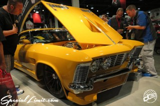 SEMA Show 2014 Las Vegas Convention Center dc601 Special Limit CUSTOM