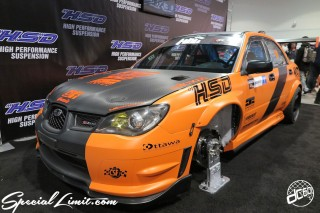 SEMA Show 2014 Las Vegas Convention Center dc601 Special Limit SUBARU IMPREZA