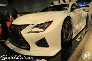 SEMA Show 2014 Las Vegas Convention Center dc601 Special Limit LEXUS RC