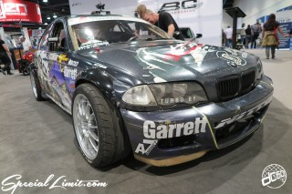 SEMA Show 2014 Las Vegas Convention Center dc601 Special Limit BMW E46 Wide Body