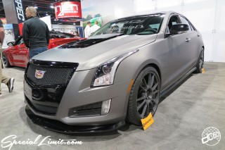 SEMA Show 2014 Las Vegas Convention Center dc601 Special Limit Cadillac