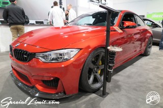 SEMA Show 2014 Las Vegas Convention Center dc601 Special Limit BMW M4