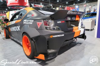 SEMA Show 2014 Las Vegas Convention Center dc601 Special Limit SCION tc Hankook Rocket Bunny Wide Body SPEEDHUNTERS