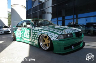 SEMA Show 2014 Las Vegas Convention Center dc601 Special Limit BMW E36