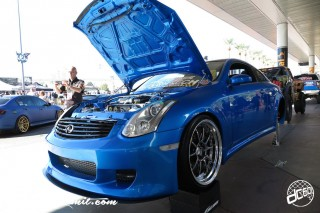 SEMA Show 2014 Las Vegas Convention Center dc601 Special Limit INFINITI G35 SUPERCHARGERS