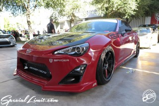 SEMA Show 2014 Las Vegas Convention Center dc601 Special Limit SCION FR-S SPYDER