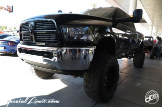 SEMA Show 2014 Las Vegas Convention Center dc601 Special Limit DODGE RAM