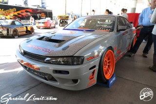 SEMA Show 2014 Las Vegas Convention Center dc601 Special Limit NISSAN Silvia S14