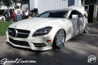 SEMA Show 2014 Las Vegas Convention Center dc601 Special Limit Mercedes Benz CLS