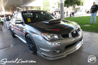 SEMA Show 2014 Las Vegas Convention Center dc601 Special Limit SUBARU IMPREZA STi DC SPORTS