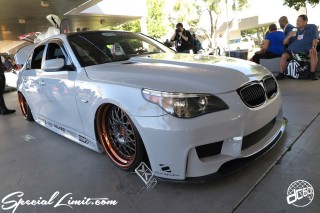 SEMA Show 2014 Las Vegas Convention Center dc601 Special Limit BMW E60 ACCUAIR