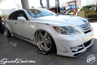SEMA Show 2014 Las Vegas Convention Center dc601 Special Limit LEXUS LS JOBDESIGN VIP