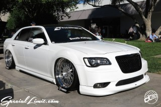 SEMA Show 2014 Las Vegas Convention Center dc601 Special Limit CHRYSLER 300C