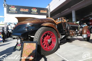 SEMA Show 2014 Las Vegas Convention Center dc601 Special Limit Car Crazy 1917 LA BESTIONI