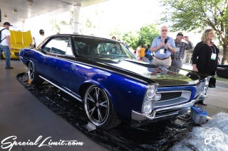 SEMA Show 2014 Las Vegas Convention Center dc601 Special Limit PONTIAC GTO