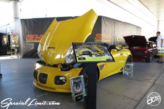 SEMA Show 2014 Las Vegas Convention Center dc601 Special Limit PONTIAC SOLSTICE