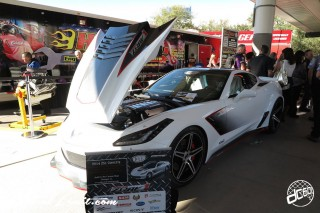 SEMA Show 2014 Las Vegas Convention Center dc601 Special Limit CHEVROLET Corvette C7