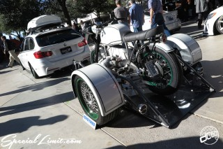 SEMA Show 2014 Las Vegas Convention Center dc601 Special Limit BMW F30 Touring Hitch Carrier BMW Motorcycle