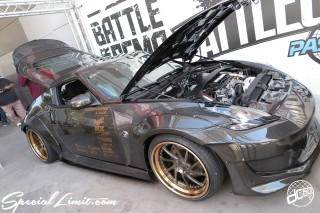 SEMA Show 2014 Las Vegas Convention Center dc601 Special Limit NISSAN 350Z CARBON