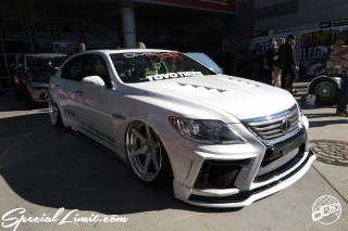 SEMA Show 2014 Las Vegas Convention Center dc601 Special Limit LEXUS LS