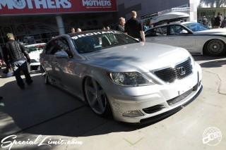 SEMA Show 2014 Las Vegas Convention Center dc601 Special Limit LEXUS LS ROHANA