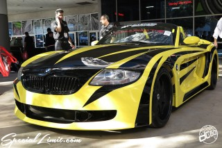 SEMA Show 2014 Las Vegas Convention Center dc601 Special Limit BMW E85 Z4