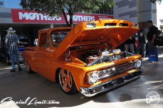 SEMA Show 2014 Las Vegas Convention Center dc601 Special Limit CHEVROLET Truck