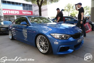 SEMA Show 2014 Las Vegas Convention Center dc601 Special Limit BMW F30