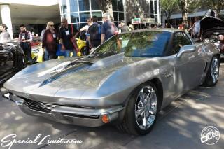 SEMA Show 2014 Las Vegas Convention Center dc601 Special Limit CHEVROLET CORVETTE C2